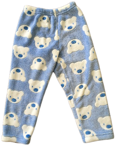 Blue Bear Pants