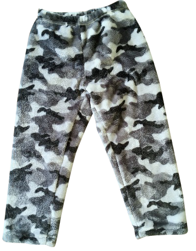 Grey Camouflage Pants SOLD OUT