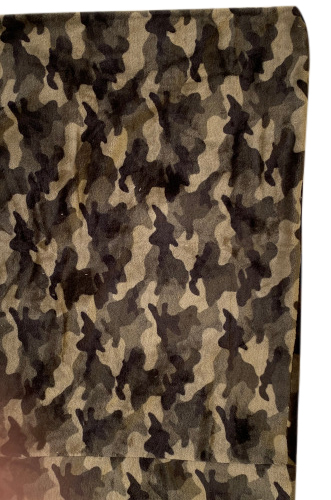 Camoflogue Pillowcase